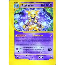 carte Pokémon 33/165 Alakazam 100 PV Expédition NEUF FR