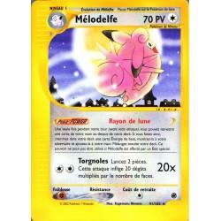 carte Pokémon 41/165 Mélodelfe 70 PV Expédition NEUF FR
