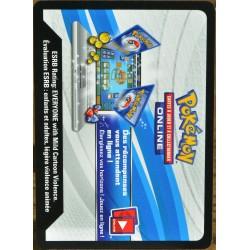 JCC Pokémon code online Coffret Dresseur d'élite Majesté des Dragons Codes (NEUF non utilisé)