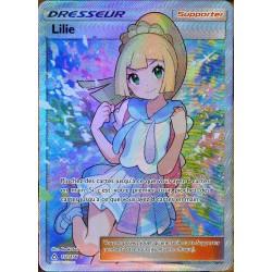 carte Pokémon 151/156 Lilie SL5 - Soleil et Lune - Ultra Prisme NEUF FR