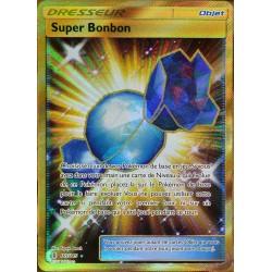 carte Pokémon 165/145 Super Bonbon SL2 - Soleil et Lune - Gardiens Ascendants NEUF FR