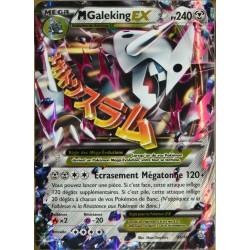 carte Pokémon 94/160 Méga Galeking EX 240 PV Série XY - Primo Choc NEUF FR