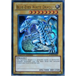 carte YU-GI-OH LC01-EN004 Blue-eyes White Dragon NEUF FR