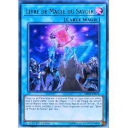 carte YU-GI-OH MP18-FR076 Livre de Magie du Savoir NEUF FR