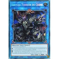 carte YU-GI-OH MP18-FR202 Saryuja Terreur du Crâne NEUF FR