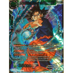 carte Dragon Ball Super TB1-052-SR Son Goku, Espoir de l'Univers 7 NEUF FR