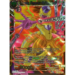 carte Dragon Ball Super TB1-077-SR Freezer, Empereur de l'Univers 7 NEUF FR