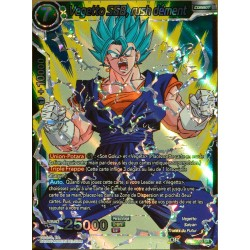carte Dragon Ball Super BT3-063-SR Vegetto SSB, rush dément NEUF FR