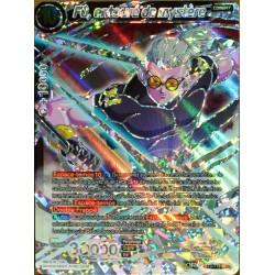 carte Dragon Ball Super BT3-118-SPR Fu, entouré de mystère NEUF FR