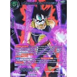 carte Dragon Ball Super EX02-02-EX Le Saiyan masqué, mystérieux guerrier NEUF FR