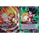 carte Dragon Ball Super P-043-PR Caulifla & Caulifla en furie NEUF FR