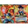 carte Dragon Ball Super P-046-PR Bardock & Bardock Gorille, Puissante Saiyan NEUF FR