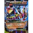 carte Pokémon 86/160 Primo-Groudon EX 240 PV Série XY - Primo Choc NEUF FR