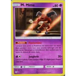 carte Pokémon 11/18 M. Mime 80 PV - HOLO Détective Pikachu NEUF FR