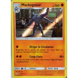 carte Pokémon 13/18 Mackogneur 160 PV - HOLO Détective Pikachu NEUF FR