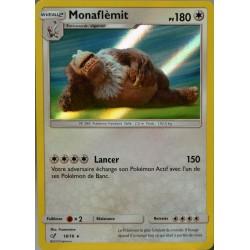 carte Pokémon 18/18 Monaflèmit 180 PV - HOLO Détective Pikachu NEUF FR