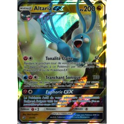 carte Pokémon 41/70 Altaria GX 200 PV SL7.5 - Majesté des Dragons NEUF FR
