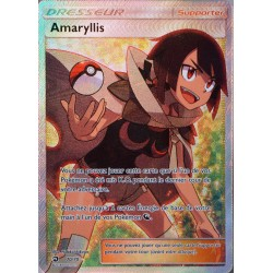 carte Pokémon 70/70 Amaryllis GX - FULL ART SL7.5 - Majesté des Dragons NEUF FR