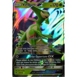 carte Pokémon 34/214 Viridium GX 170 PV SL8 - Soleil et Lune - Tonnerre Perdu NEUF FR
