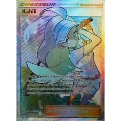 carte Pokémon 210/214 Kahili - FULL ART SL8 - Soleil et Lune - Tonnerre Perdu NEUF FR