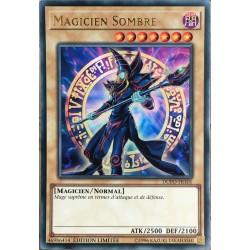 carte YU-GI-OH DUPO-FR101 Magicien Sombre NEUF FR