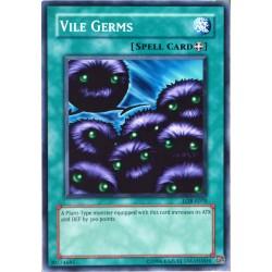 carte YU-GI-OH LOB-E070 Vile Germs NEUF FR