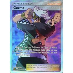carte Pokémon SV84/68 Guzma FULL ART SL11.5 - Soleil et Lune - Destinées Occultes NEUF FR
