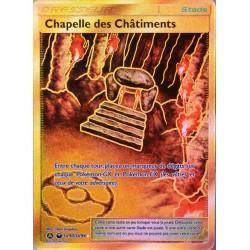 carte Pokémon SV90/68 Chapelle des Châtiments FULL ART SL11.5 - Soleil et Lune - Destinées Occultes NEUF FR