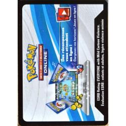 JCC Pokémon code online Boîte Destinées Occultes - Dracaufeu-GX Codes (NEUF non utilisé)