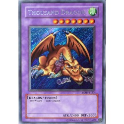 carte YU-GI-OH MRD-E143 Thousand Dragon NEUF FR