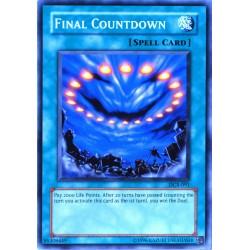 carte YU-GI-OH DCR-091 Final Countdown NEUF FR
