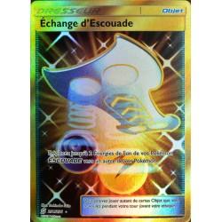 carte Pokémon 254/236 Echange d'Escouade SL11 - Soleil et Lune - Harmonie des Esprits NEUF FR
