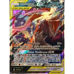 carte Pokémon 107/214 Amphinobi et Zoroark GX SL10 - Soleil et Lune - Alliance Infaillible NEUF FR