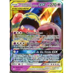 carte Pokémon 61/214 Grotadmorv & Grotadmorv d'Alola GX SL10 - Soleil et Lune - Alliance Infaillible NEUF FR