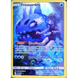 carte Pokémon 240/236 Froussardine SL12 - Soleil et Lune - Eclipse Cosmique NEUF FR