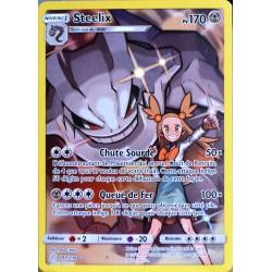 carte Pokémon 247/236 Steelix SL12 - Soleil et Lune - Eclipse Cosmique NEUF FR