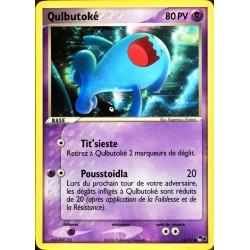 carte Pokémon 16/17 Qulbutoké POP Série 4 NEUF FR