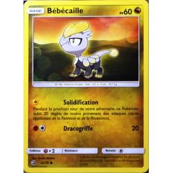 carte Pokémon 52/70 Bébécaille SL7.5 - Majesté des Dragons NEUF FR