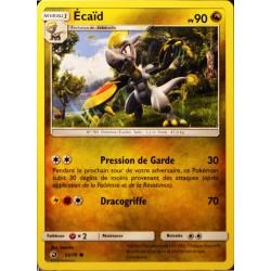 carte Pokémon 53/70 Ecaïd SL7.5 - Majesté des Dragons NEUF FR