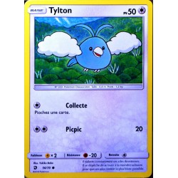carte Pokémon 56/70 Tylton SL7.5 - Majesté des Dragons NEUF FR