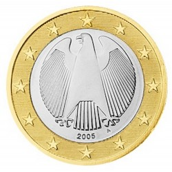 1 EURO Allemagne 2005 A BE 100.000 EX.