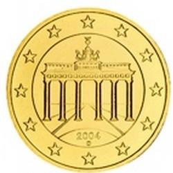 50 CENT Allemagne 2004 D BE 140.000 EX.
