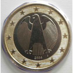 1 EURO Allemagne 2004 J BE 140.000 EX.