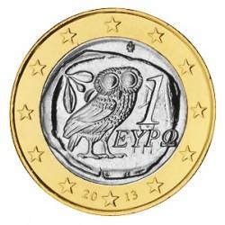 1 EURO Grèce 2013 BU 20.000 EX.