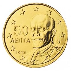 50 CENT Grèce 2013 BU 20.000 EX.