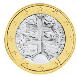 1 EURO SLOVAQUIE 2013 BU 28.000 EX.