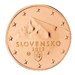 2 CENT SLOVAQUIE 2013 BU 28.000 EX.