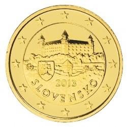 50 CENT SLOVAQUIE 2013 BU 28.000 EX.