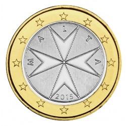 1 EURO MALTE 2015 BU 30.000 EX.