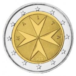 2 EURO MALTE 2011 BU 50.000 EX.